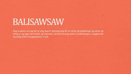 Balisawsaw