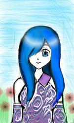 Blue by AlyssaMarieBunag