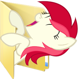A RoseHeart Icon by Bloodymuffin1337