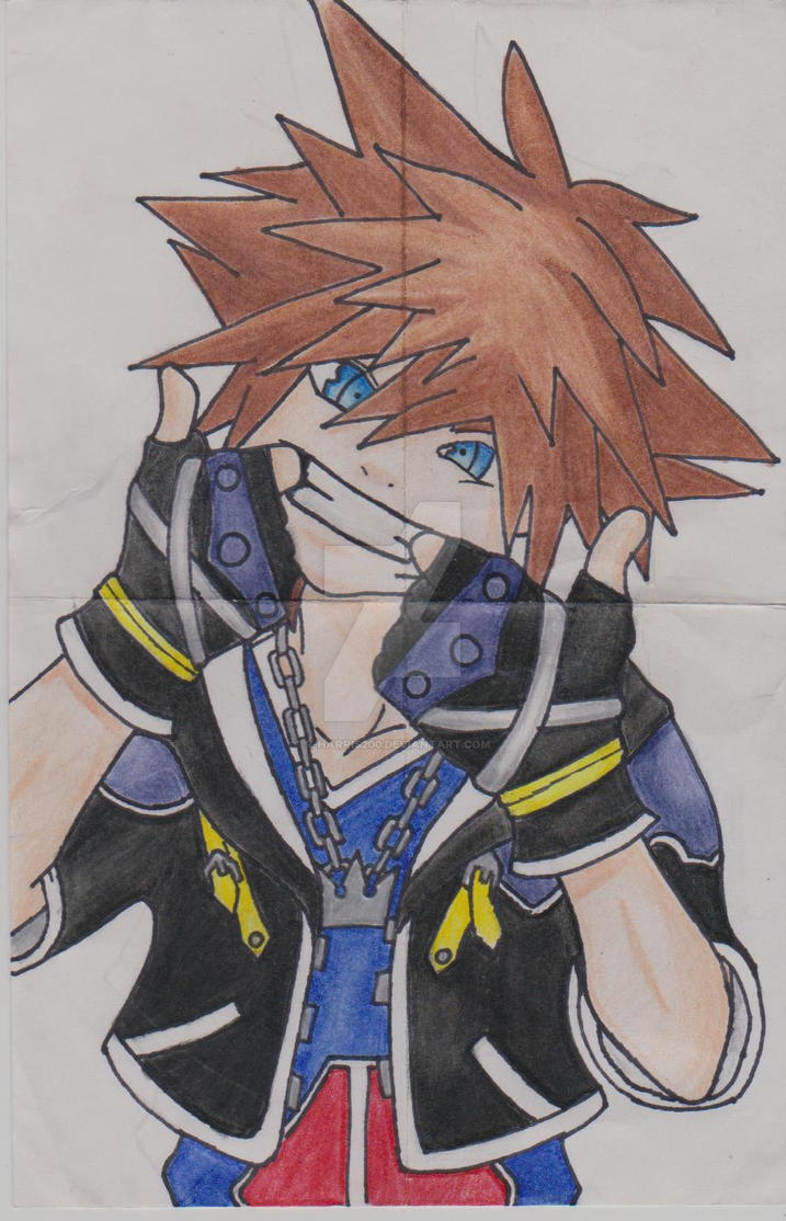Sora by R-Harris200