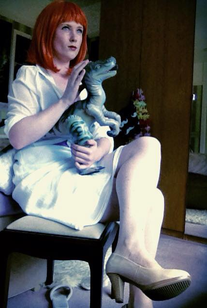 Claire Dearing cosplay test 2 by NightingaleCosplay