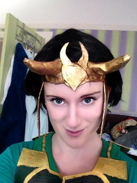 Loki Agent of Asgard cosplay by NightingaleCosplay
