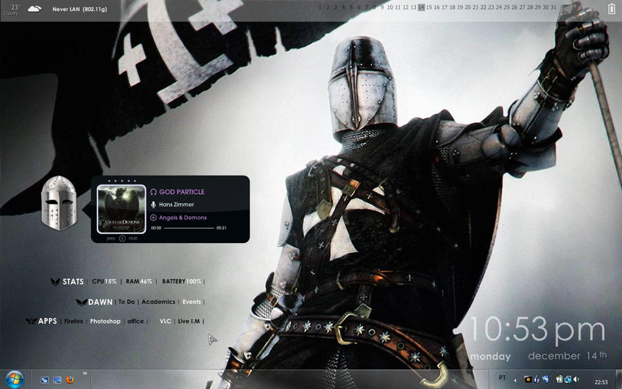 Age of steel desktop