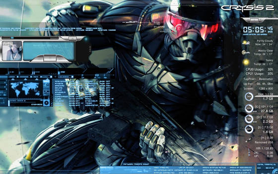 Crysis Desktop