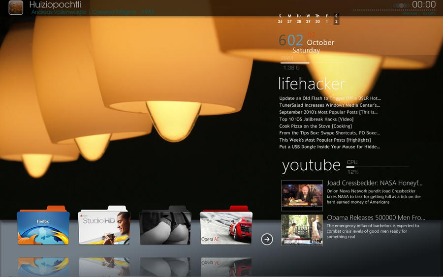 Light Spot by fredlicurgo