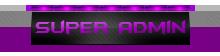 MMOUniverse Super Admin Rank by EthernalFX