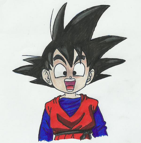 Son Goten [2] by divoesponja