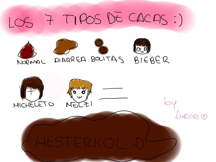 How To Draw De Cacas