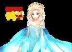 Elza Frozen Render
