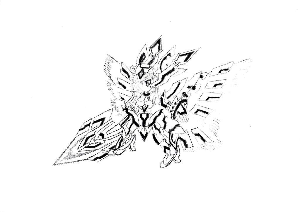 Lilith Cyborg 2 by quetzalquatle