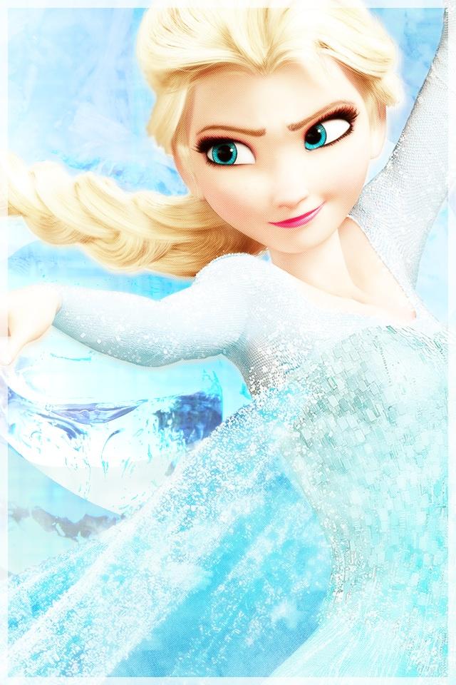 Elsa by WipeoutMatt