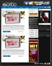 evarioo - Blog Layout