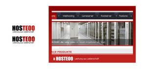 hosteoo - Logo