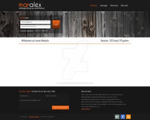 bloglayout - maralex one
