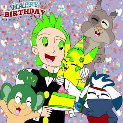 Happy Birthday To Alyssa (Pokemon version)