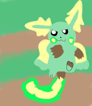 Cali Pikachu - Fakemon
