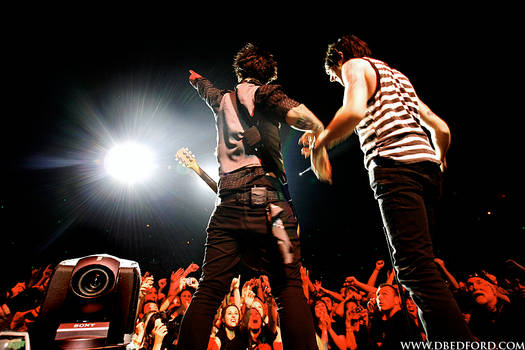 Green Day - Acer Arena 2