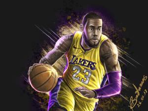 LeBron James - Artwork