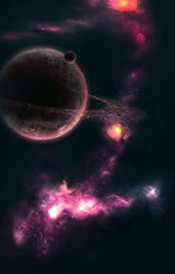 Strange Galaxy