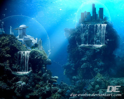 City In The Deep Blue