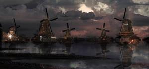 windmills city
