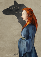 GIFT - Sansa Stark
