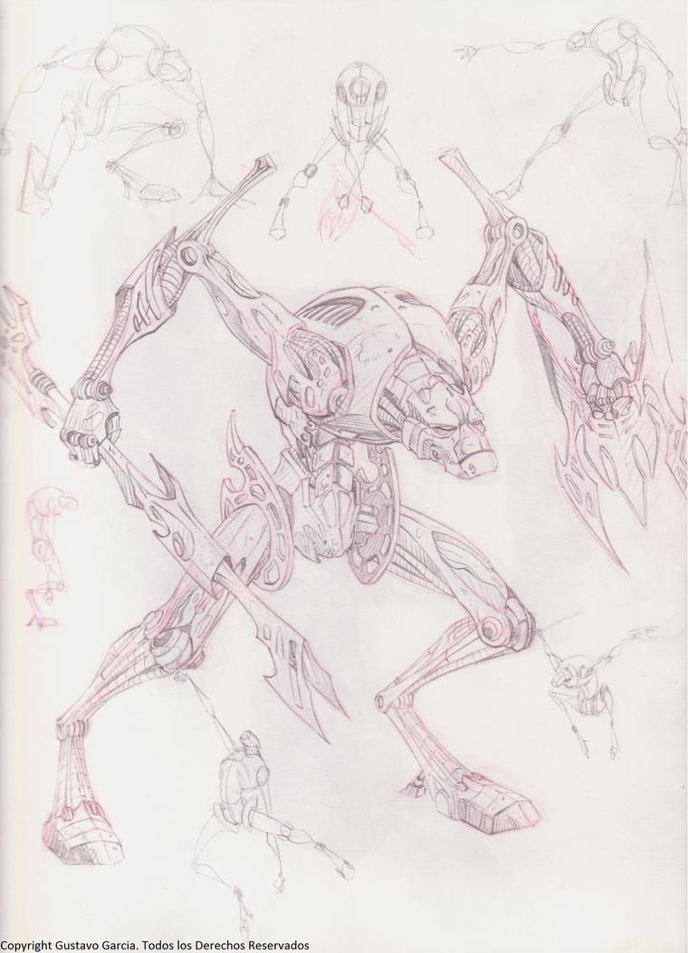 Robot-Desing by GUSStavoGARCIA