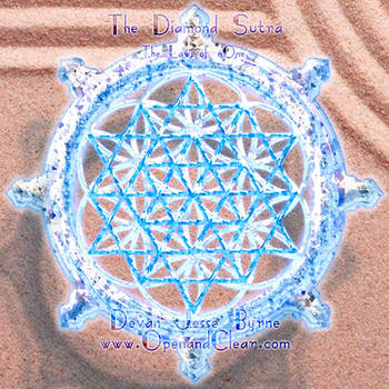 Diamond Sutra, Icon. Rev. Devan Jesse Byrne by IamACIM
