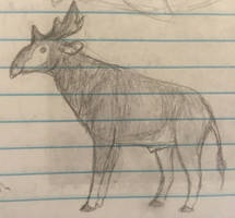 Doodle Sivatherium