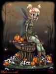 Zombie Tinkerbell