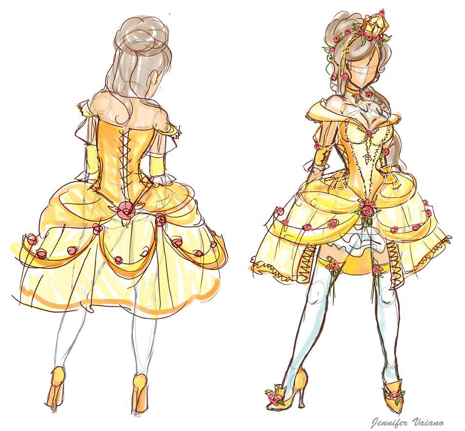Lolita Belle Costume by NoFlutter