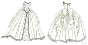 Wedding Dress Design 1