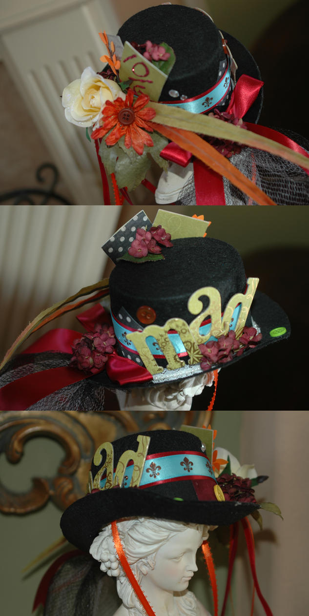 Mad Loli Hatter Hat by NoFlutter