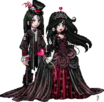 Evil Queen and King MPLs by NoFlutter