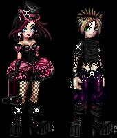 Pandora and Taro MPL by NoFlutter