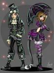 Hitsuzen's Characters