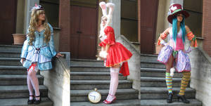Alice In Wonderland Costumes 3