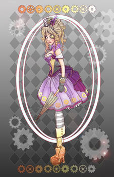 Lolita Steampunk Twin