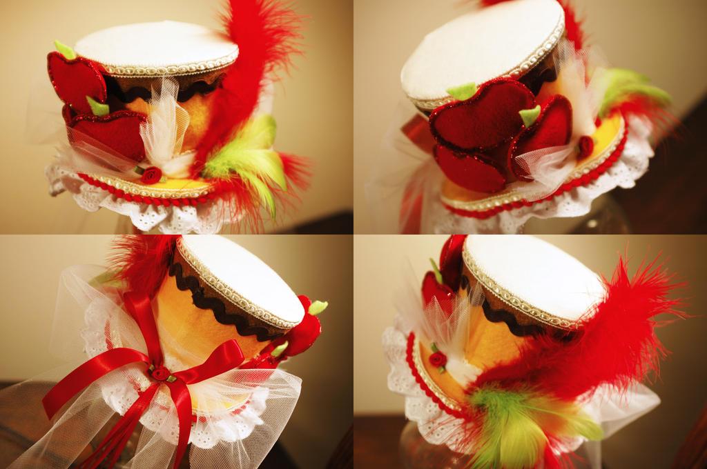 New Hat 20- Apple JAck by NoFlutter