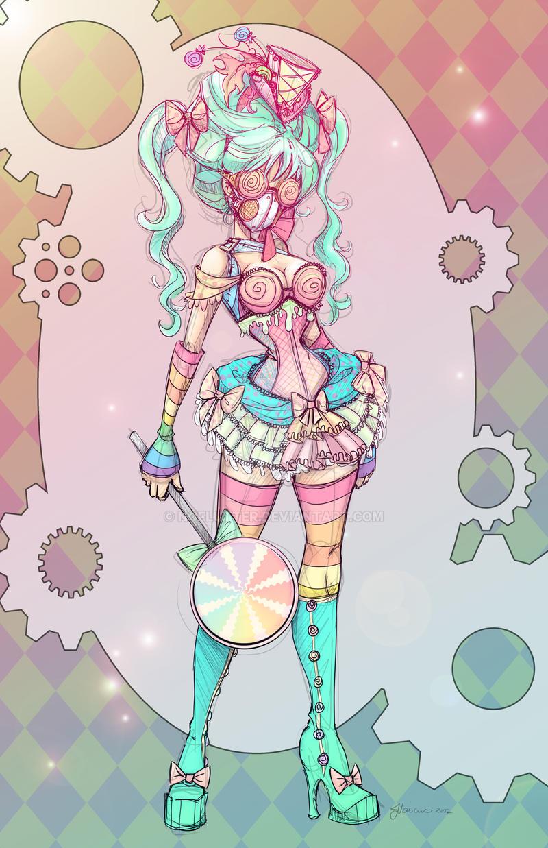 Candypunk Girl