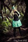 Steampunk Alice Shoot 2