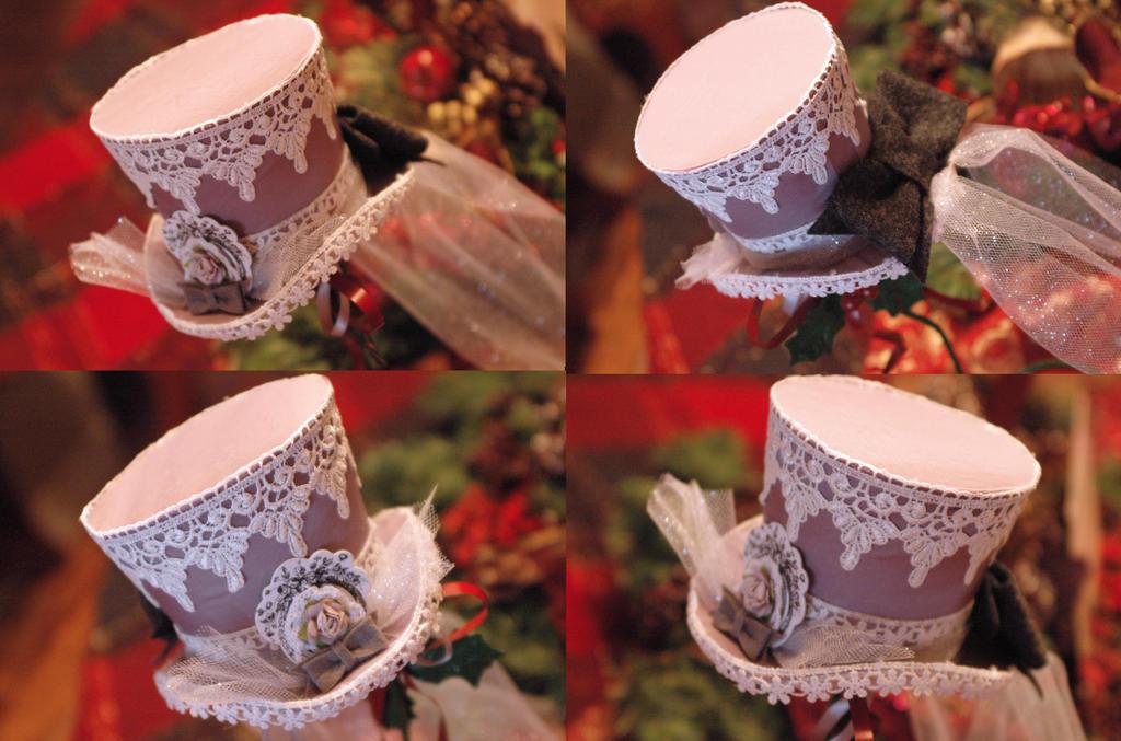 Lady Grace Hat by NoFlutter