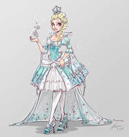 Elsa Lolita by NoFlutter