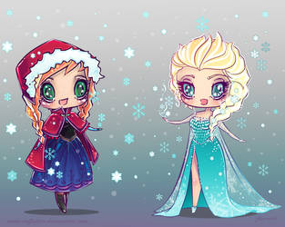 Do you want to build a snowman? Heck yeah by NoFlutter