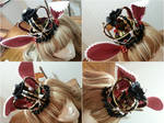 Custom Crown with Rabbit Ears