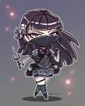 Gothic Lolita Ninja