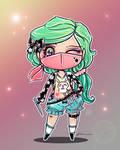 Casual Lolita Ninja