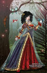 Renaissance Snow White