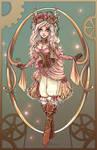 Steampunk Briar Rose