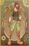 Steampunk Peter Pan